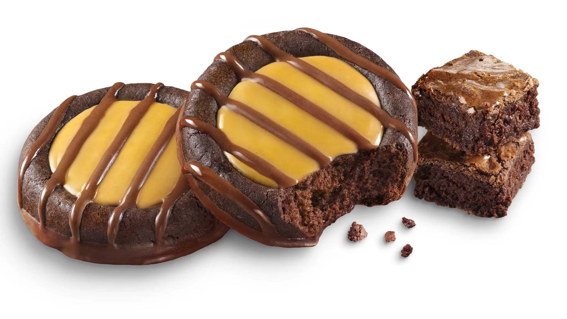 The Girl Scouts hope their new cookie, called Adventurefuls, essentially a brownie with caramel icing, will pull cookie sales out of their pandemic slump next year.