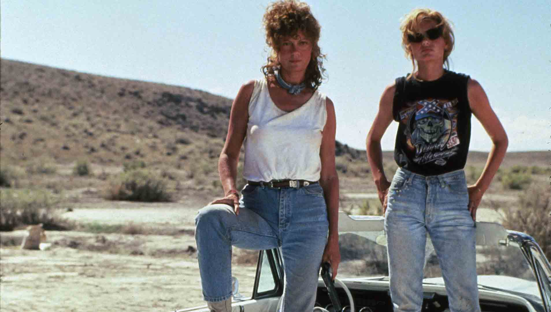 Hollywood at Home: Thelma & Louise