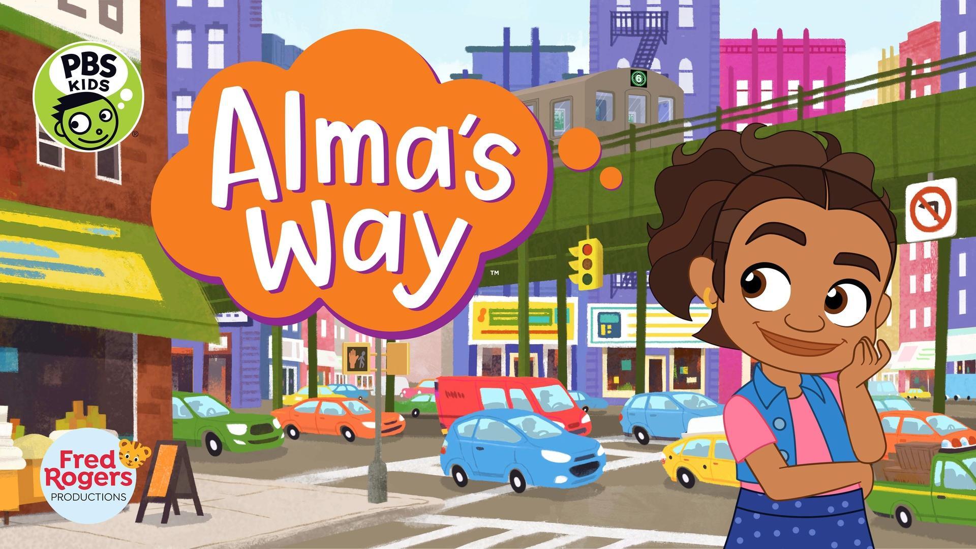 alma's way main hero