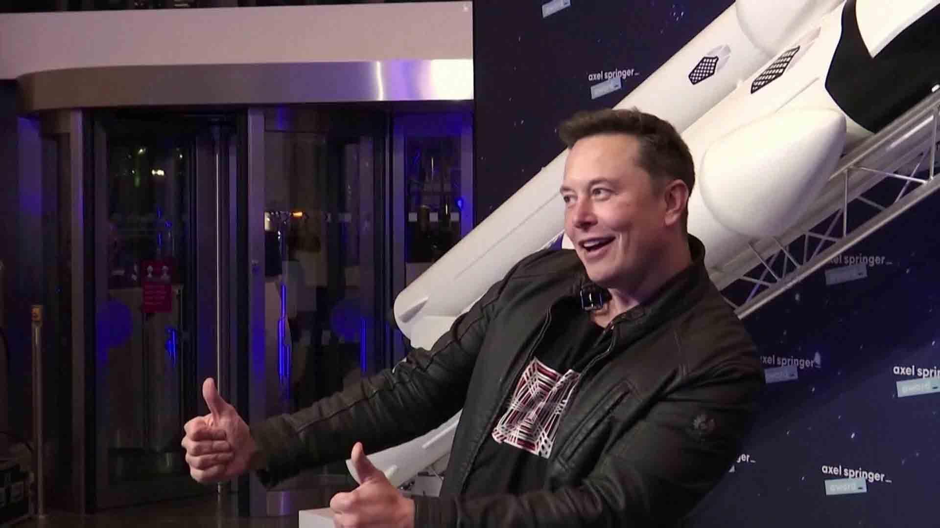 In Their Own Words: Elon Musk