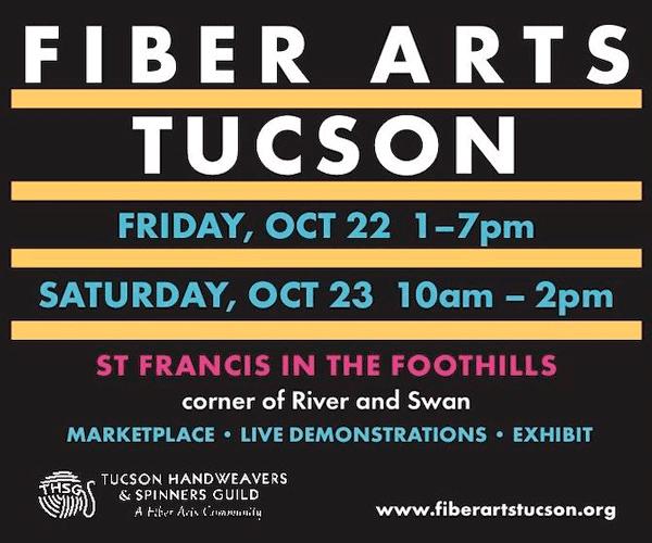 Fiber Arts Tucson Annual Show NA