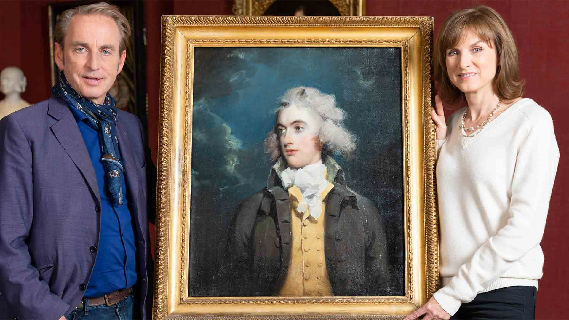 Fake or Fortune: A Family Portrait – Maria Cosway or Sir Thomas Lawrence