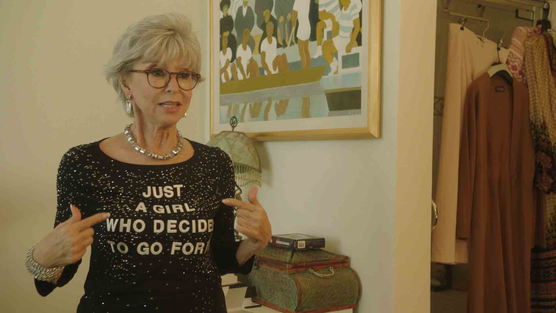 AMERICAN MASTERS : Rita Moreno: Just a Girl Who Decided to Go For It