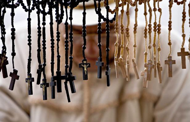 James Gregg crucifix