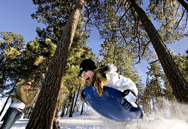 James Gregg snow