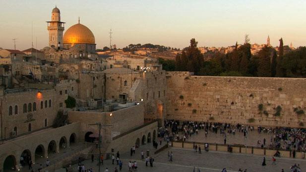 Jerusalem West Wall
