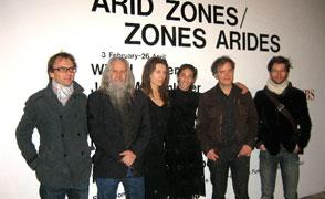 Arid Zones/Zones Arides artists