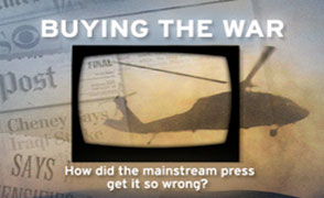 BILL MOYERS JOURNAL Buying the War