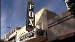 Restored Fox Theater downtown Tucson