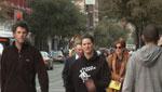 Downtown Tucson pedestrians