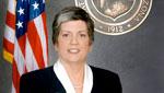Arizona governor Janet Napolitano