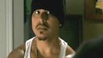Latino in a film