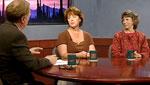 Bill Buckmaster, Kathy Arnold and Gayle Hartmann