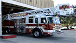 Ladder Truck from Tucson Fire Department
