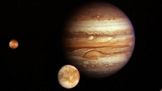 400 Years of the Telescope, Moons of Jupiter, JPL, 1979