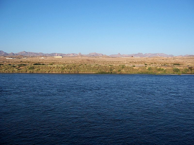 Colorado River near Bullhead City, AZ