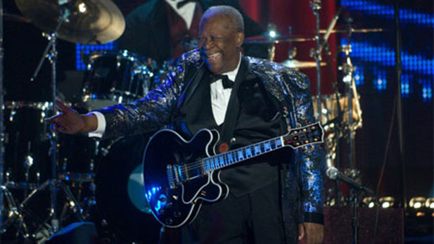 BB King on Sounstage.