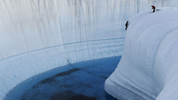 NOVA Extreme Ice
