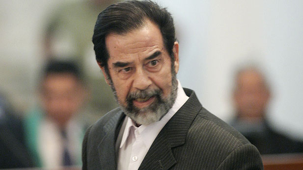 The Trial of Saddam Hussein
