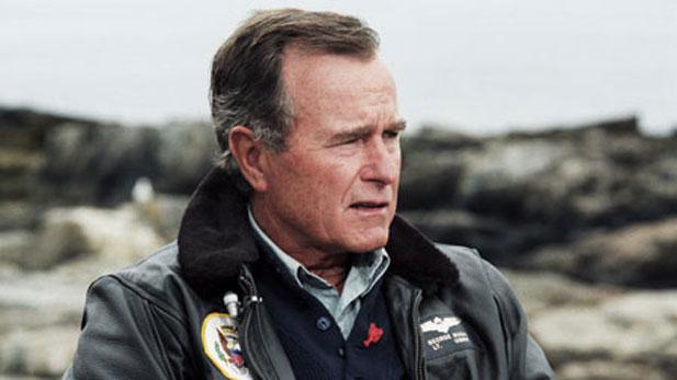 Gerorge Herbert Walker Bush