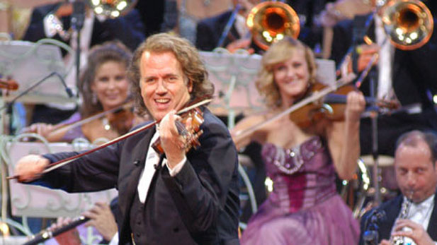 ANDRÉ RIEU: RADIO CITY MUSIC HALL, LIVE IN NEW YORK