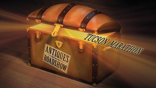 Antiques Roadshow Tucson Marathon