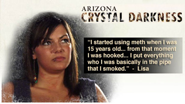 Crystal Darkness is a 30-minute gripping documentary underscoring the frightening truth about Meth's devastating attack on our youth and their families.