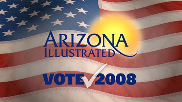 Arizona Illustrated Vote 2008