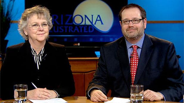 Ann Brown and Jim Nintzel