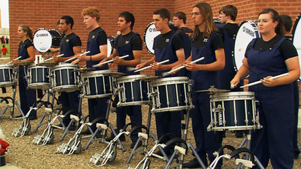 UA Drumline