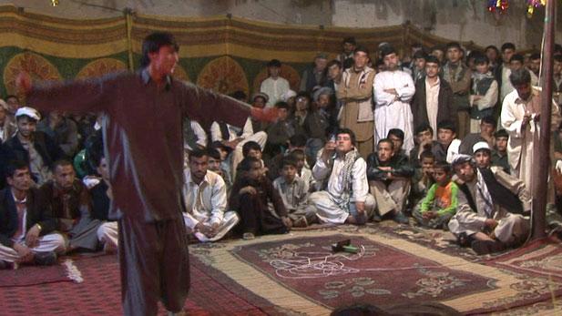Frontline Dancing Boys Afghanistan