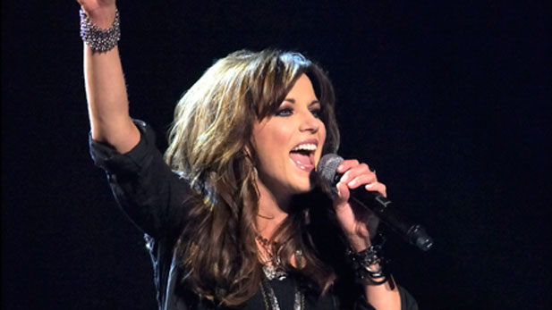 Country superstar Martina McBride