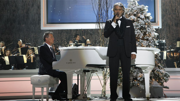 Great Performances Bocelli and Foster