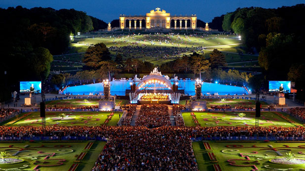 GREAT PERFORMANCES: Vienna Philharmonic Summer Concert
