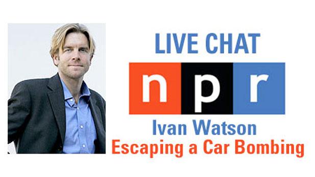 Ivan Watson Chat