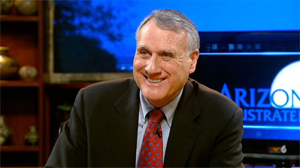 Republican U.S. Senator Jon Kyl of Arizona