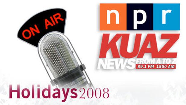 NPR KUAZ 2008