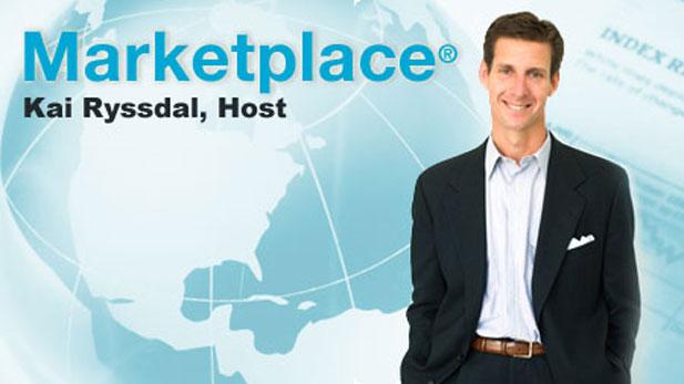 Marketplace host Kai Rysdall