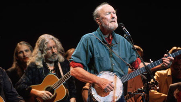 AMERICAN MASTERS Pete Seeger: The Power of Song