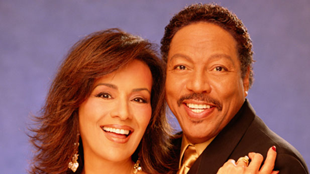 Marilyn McCoo and Billy Davis Jr., original members of the Fifth Dimension