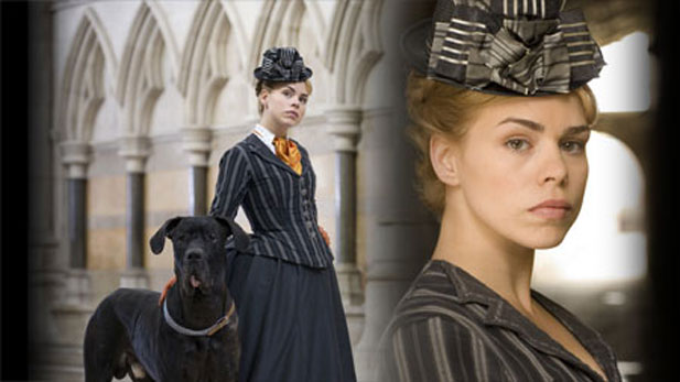 Billie Piper reprises her role as young sleuth Sally Lockhart