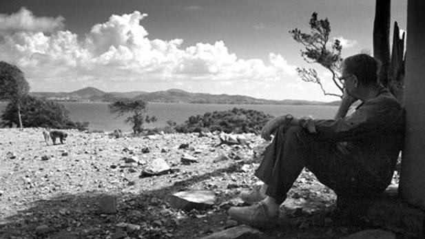 "E.O. Wilson on ""Monkey Island"" in Puerto Rico"