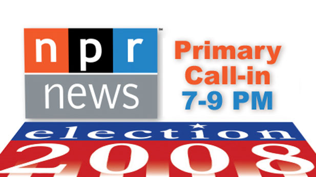 NPR Election Call-in