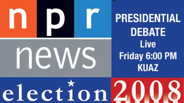 NPR Debates