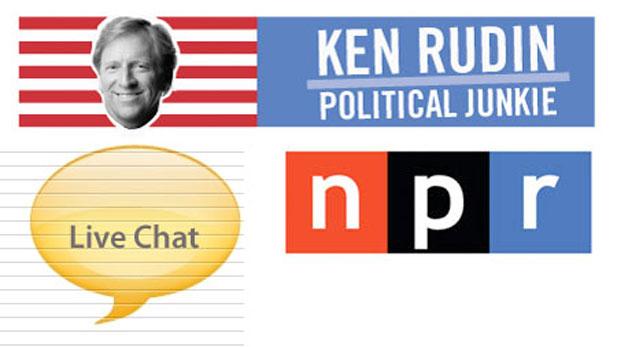 Ken Rudin, NPR's Political Junkie