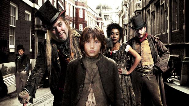 Masterpiece Oliver Twist