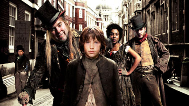 Cast of Oliver Twist