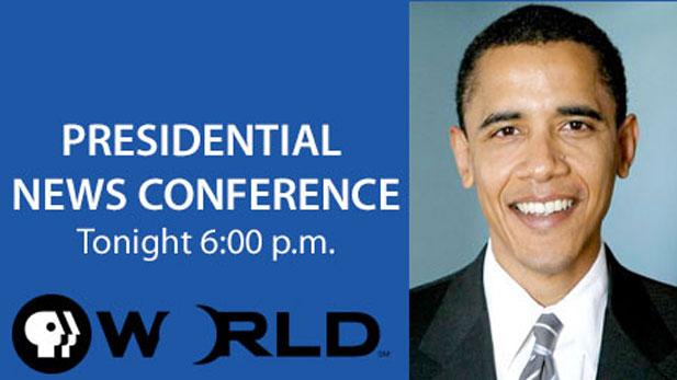 President Obama News Conference