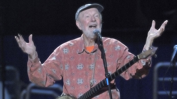 GREAT PERFORMANCES Pete Seeger's 90th Birthday Celebration