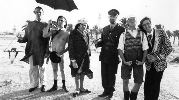 Monty Python Marathon